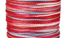 Dip Dye nylon 1 mm